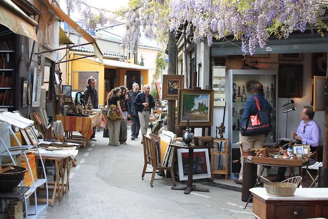 Les Puces de Saint Ouen Paris