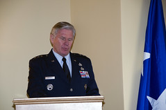 speech, official, military person, blue, person, military officer,