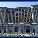 Michigan Central Station Building