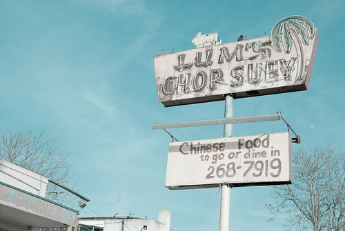 Lum's Chop Suey by neocles