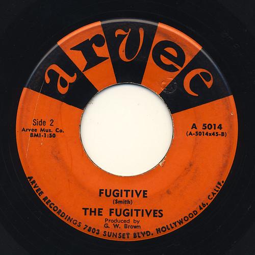 The Fugitives - Fugitive / Freeway