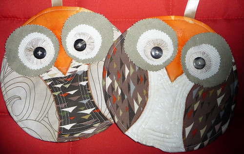 Potholders for whoooo?