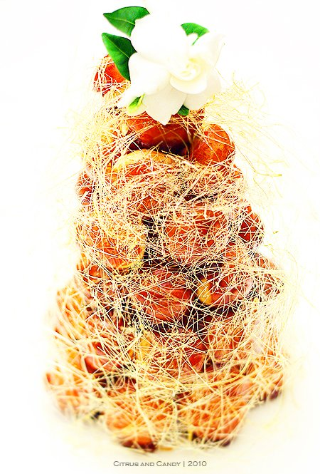 Croquembouche (Daring Bakers May 2010)