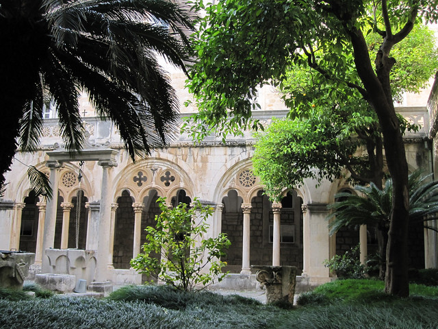 A Dominican monastery in Croatia