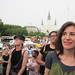 Small photo of BP Oil Flood Protest Cathedral Janie