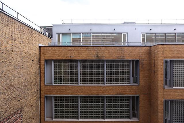 Premier Inn, Euston Road, View