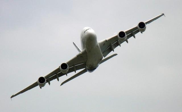 A 380 Air Show