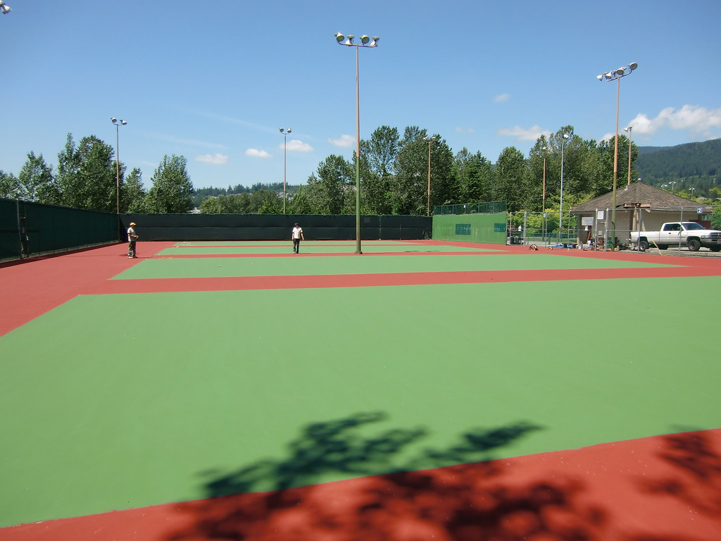 re-surfacing the courts