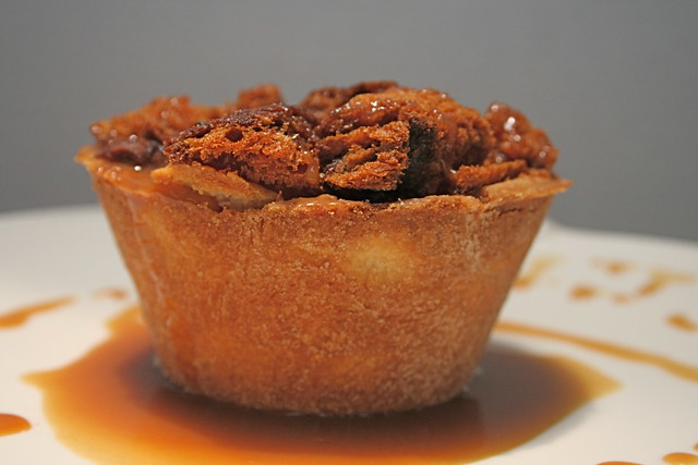 Brioche Bread Pudding with Bourbon Caramel Sauce | Flickr - Photo ...