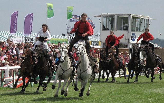 Devils on Horseback at the Royal Cornwall Show | Flickr - Photo ...