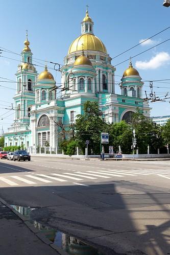 Yelokhovo Cathedral - Lightvortex