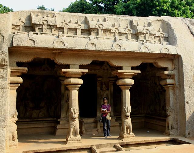 mamallapuram Varaha Cave