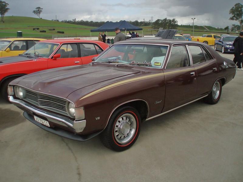 1972 Ford XA Fairmont GS