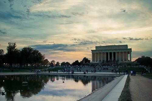Washington DC - Lincoln Momorial