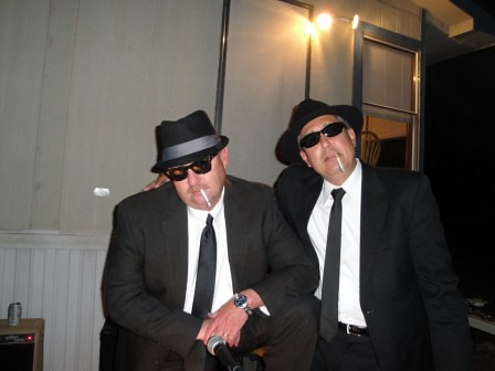Jake and Elwood