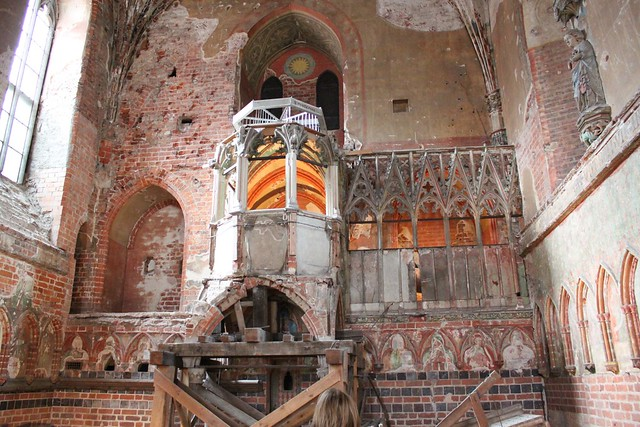 Catedral en ruinas