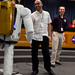 NASA Robonaut 2A with Twitter VP