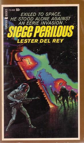 Lester Del Rey / Siege Perilous