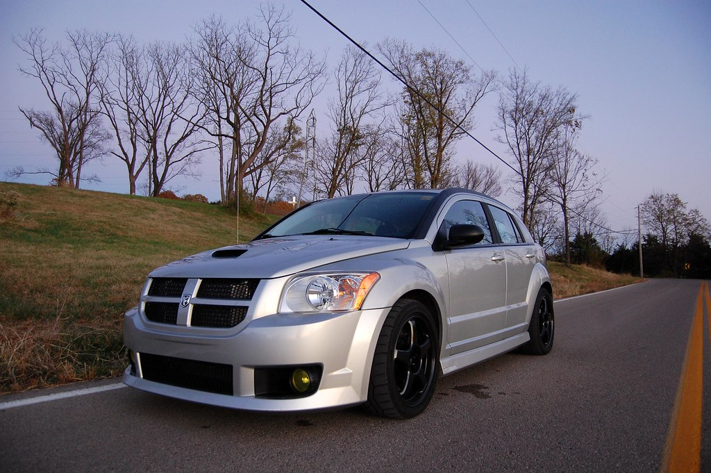 mo fs 2008 dodge caliber srt 4 silver many mods honda. Black Bedroom Furniture Sets. Home Design Ideas