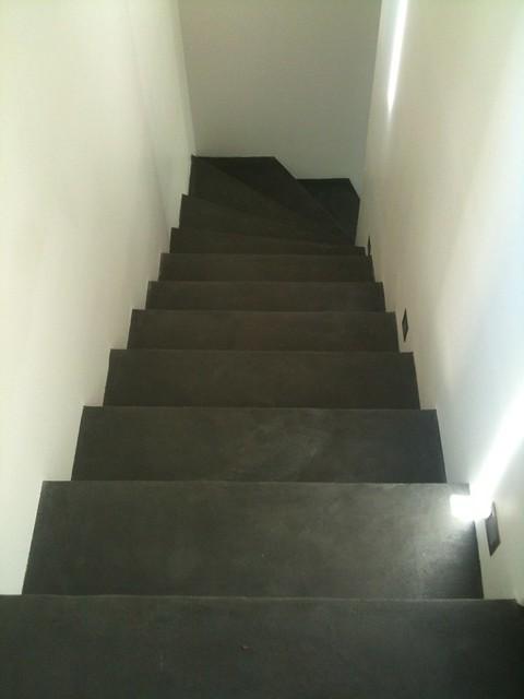 Photo - Peinture escalier bois photo ...