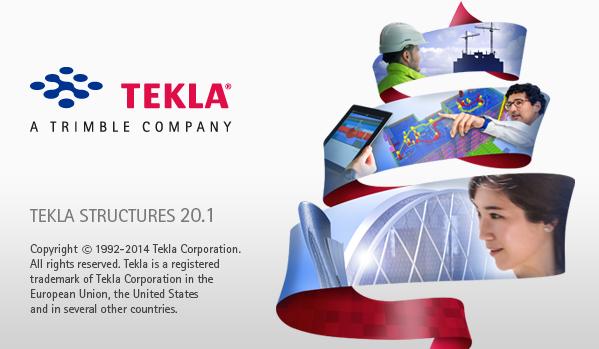 Tekla Structures v20.1 Multilingual (x64)