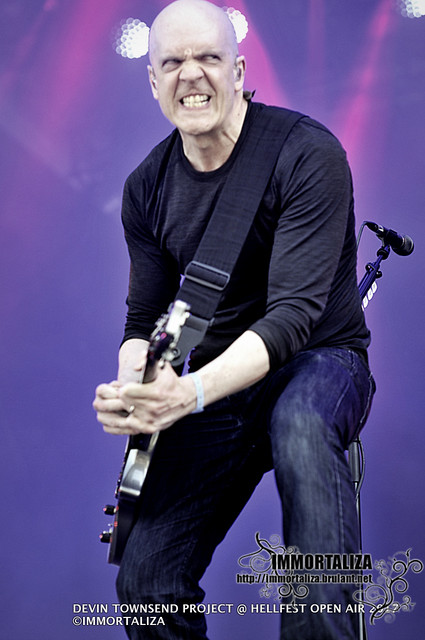 DEVIN TOWNSEND PROJECT @ HELLFEST OPEN AIR  CLISSON FRANCE 17 JUIN 2017 35633747811_4156994fca_z