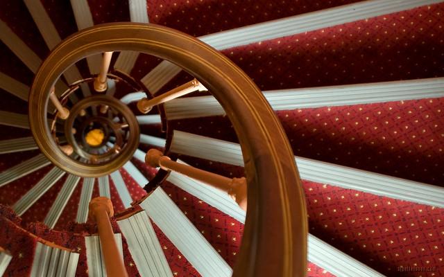 Paris Spiral Staircase