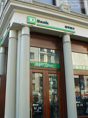 TD Bank New York Chinatown by Canadian Pacific