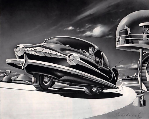 weird wheels-  by Radebaugh