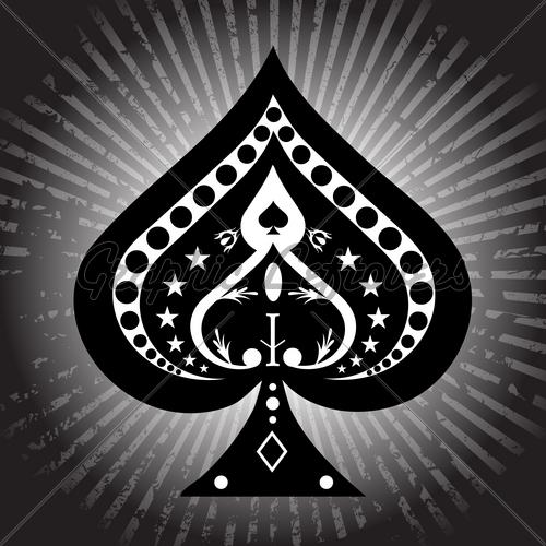 Ace of Spades Symbol