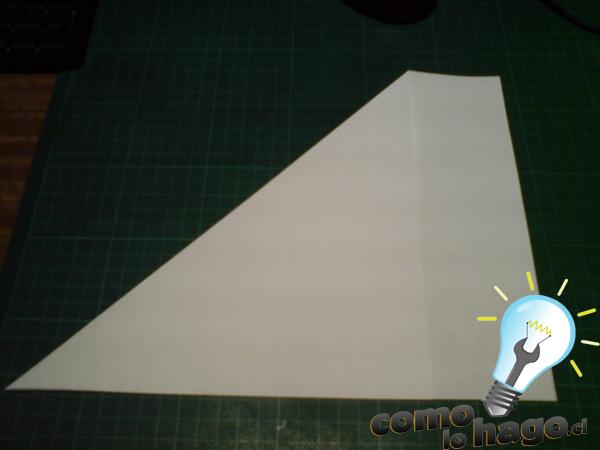Como hacer un arbol de navidad en origami taringa - Como hacer un arbol de navidad blanco ...