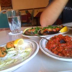 Christmas Turkish food