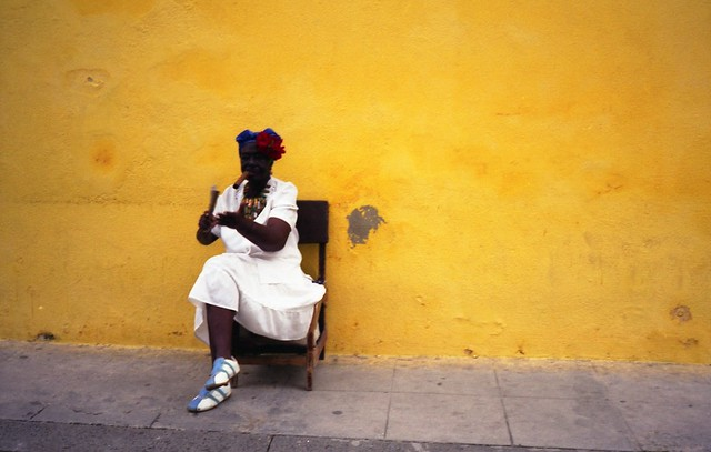 Cuban Lady