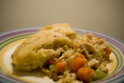 Gluten Free Chicken Pot Pie Chicken Pot Pie