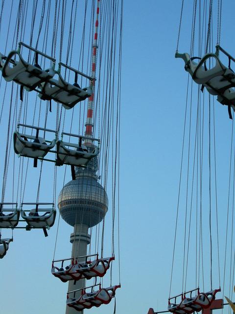 baumeln lassen in berlin