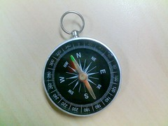 compass, tool,