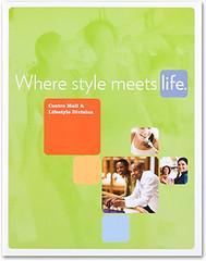 Style Meets Life Brochure (Brochure)