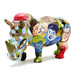 expo toy rhino  by ronah carraro