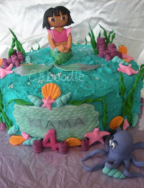 Dora Saves The Mermaids Flickr Photo Sharing