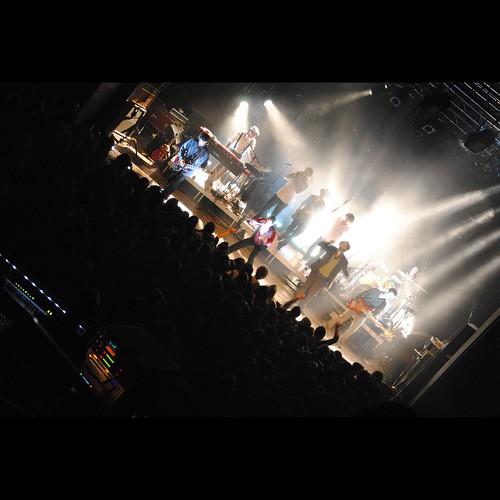 Babylon Circus @ Rock School Barbey (Bordeaux)