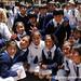 Friendly Schoolkids - Potosi, Bolivia