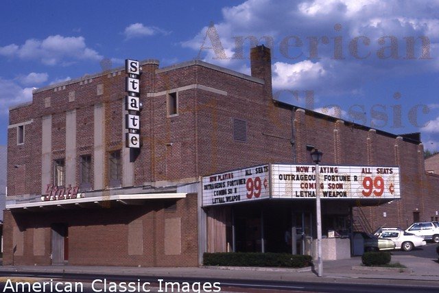 falls church va the state theatre 1987 flickr photo