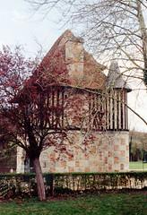 1998.03 NORMANDIE - Château de Crèvecoeur-en-Auge