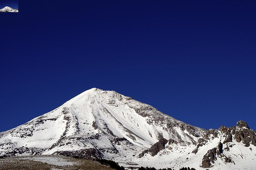 Citlaltepetl / Pico de Orizaba