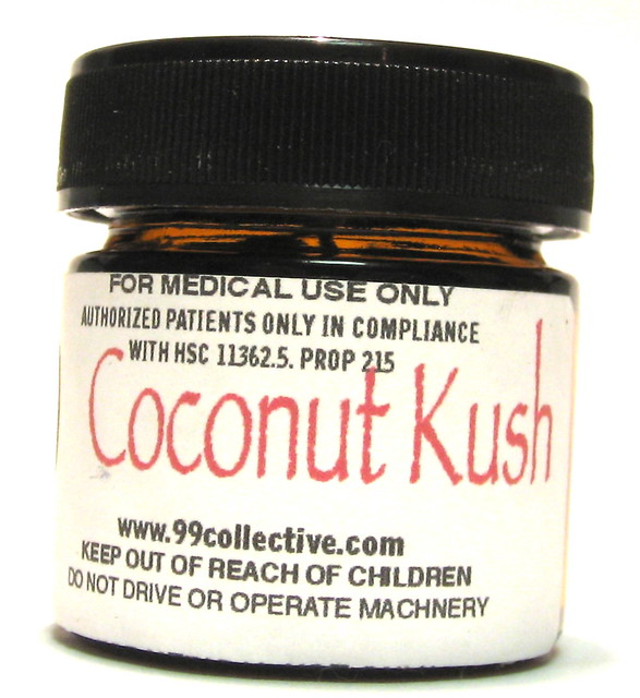 Coconut Kush http://www.flickr.com/photos/budlover/4317666898/