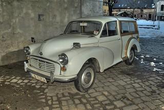 1967 Morris Minor Traveler / Austin Mini Countryman