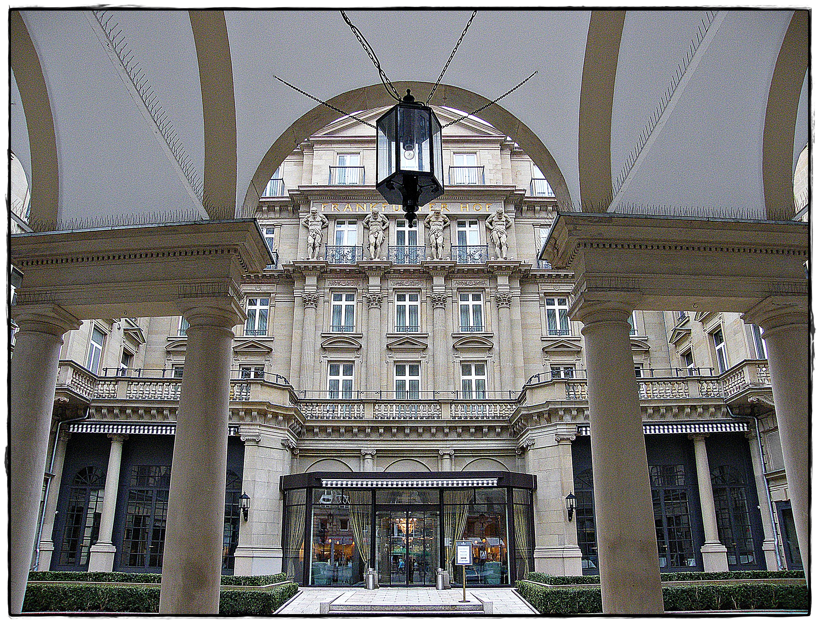 Steigenberger Hotel Frankfurt Metropolitan