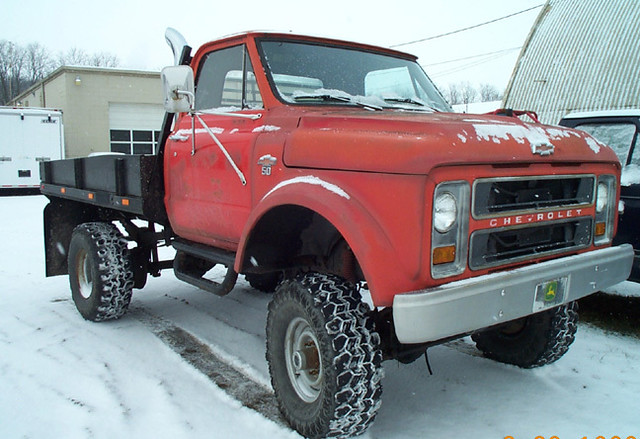 1967 Chevrolet C50 http://www.flickr.com/photos/42945203@N00/4342794475/
