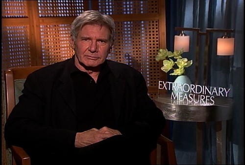 Harrison Ford on Made In Hollywood