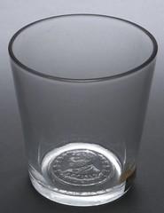 Garfield Portrait Drinking Glass